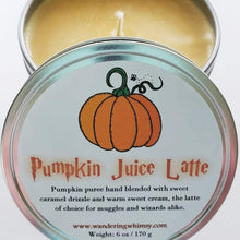 Load image into Gallery viewer, Pumpkin Juice Latte Soy Candle