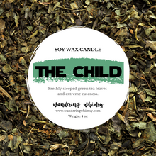 Load image into Gallery viewer, The Child Soy Candle