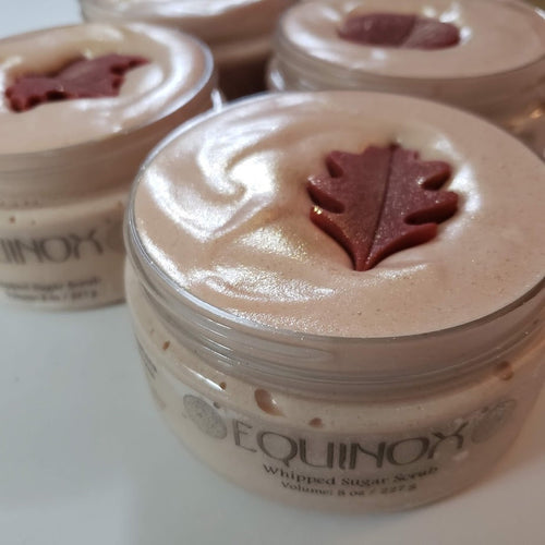 Equinox Whipped Soap Scrub