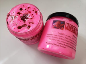 Killer Kotton Kandy Whipped Sugar Scrub
