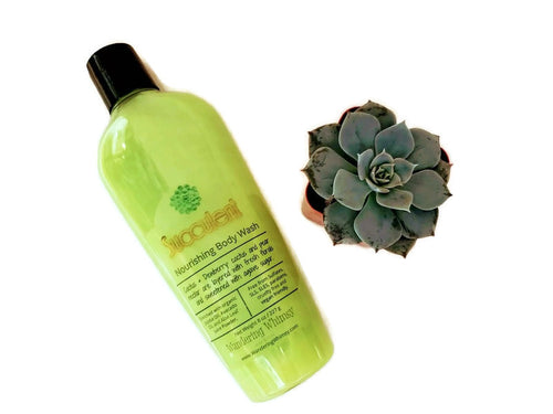 Succulent Shower Gel