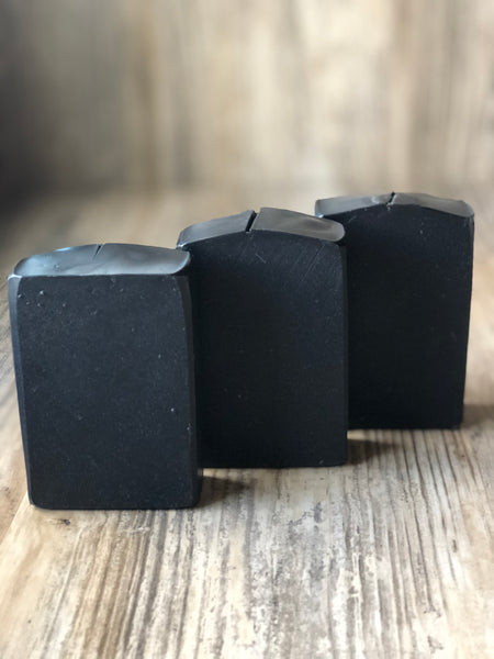 Activated Charcoal Facial Soap - This item will be back in stock soon