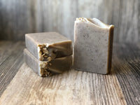 Oat Milk & Banana Unscented Soap