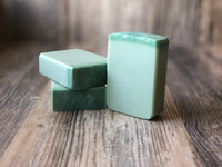 Eucalyptus Spearmint Aloe & Goat Milk Soap