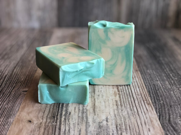 Aloe & Watercress Goat Milk Soap