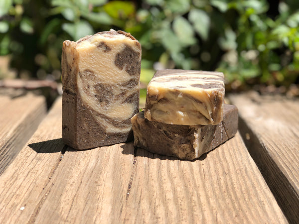 Seaside Kelp & Sea Salt Soap