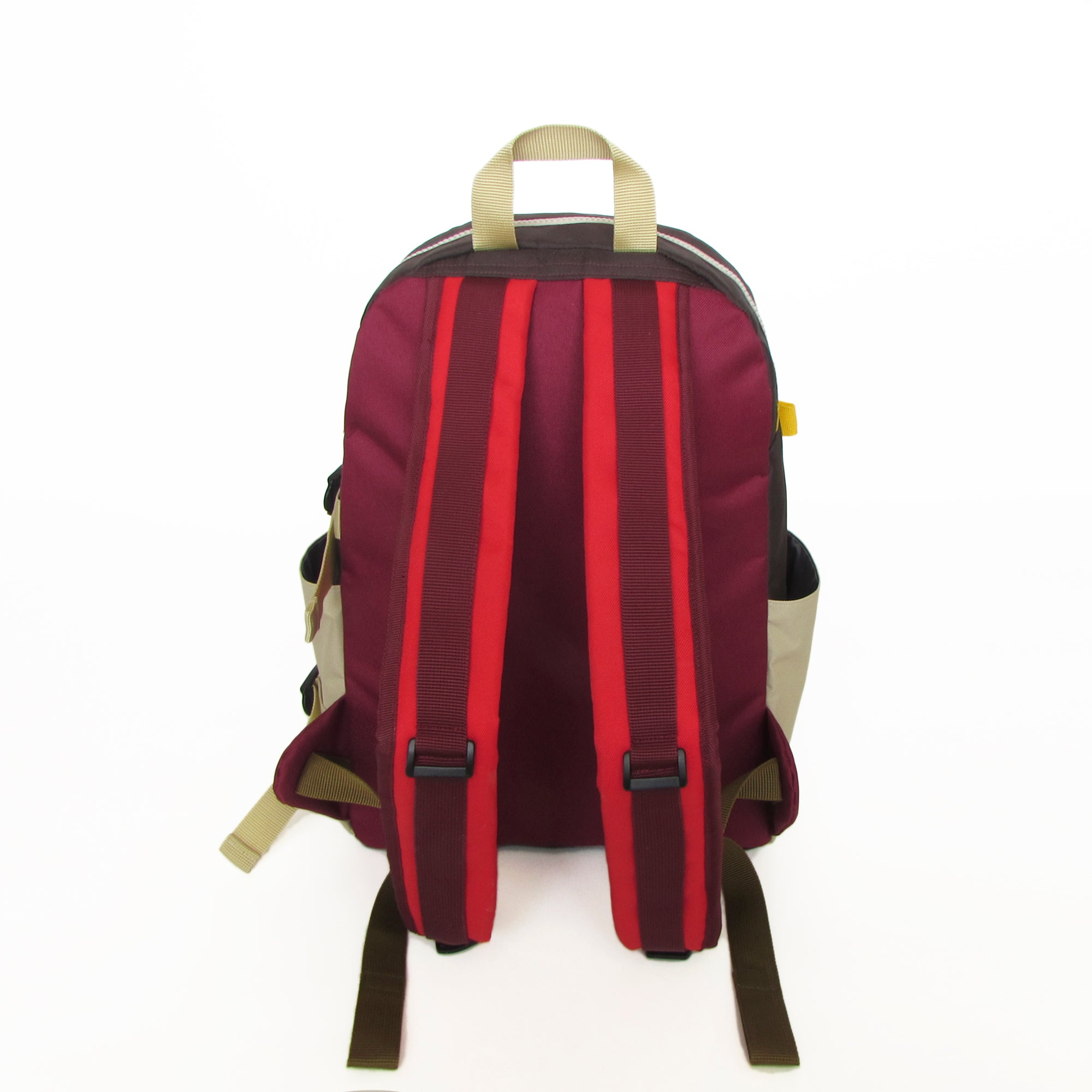 Hill top Backpack Brown / Ivory