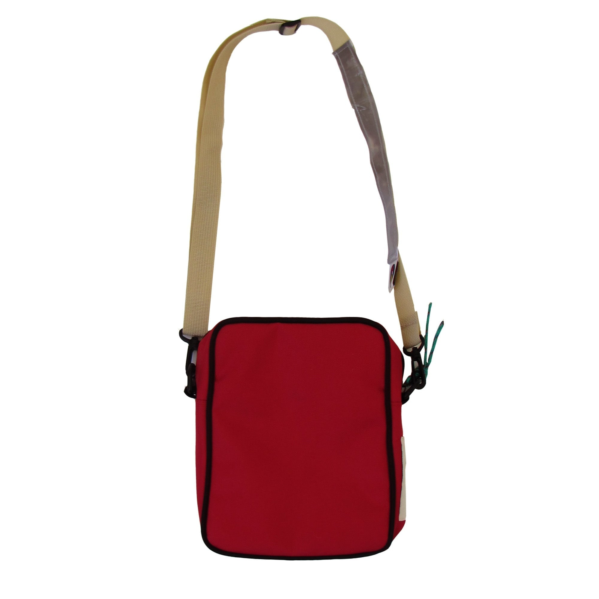Accessories Cube Shoulder Bag Red