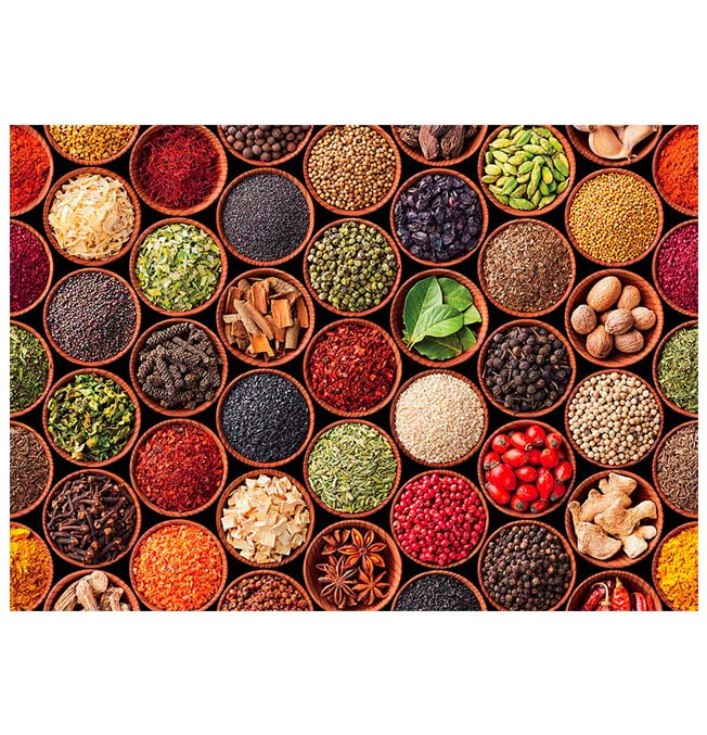 Herbs and Spices - Puzzle 1500 pieces