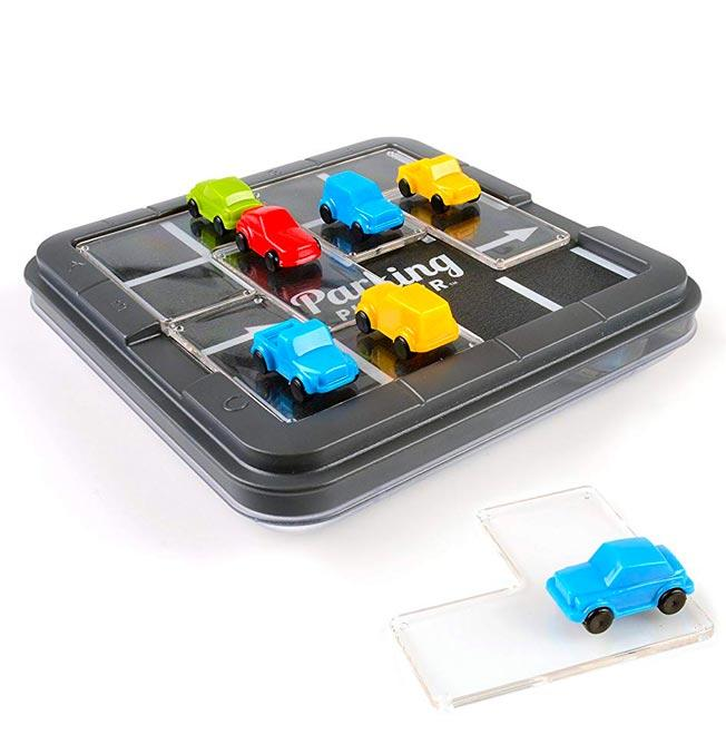 Parking Puzzle (English version)