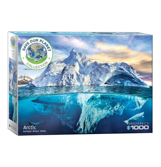 Arctic Puzzle - 1000 pieces