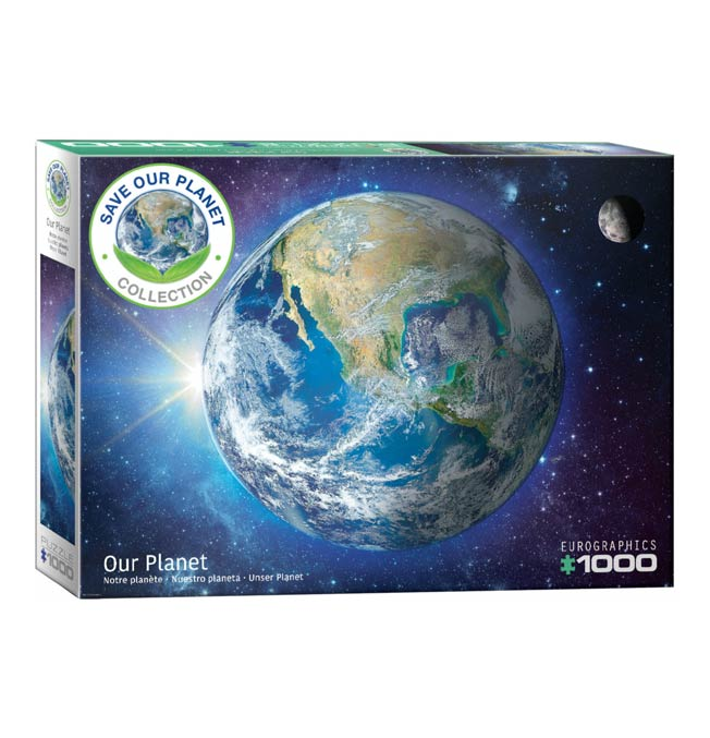 Our Planet Puzzle - 1000 pieces