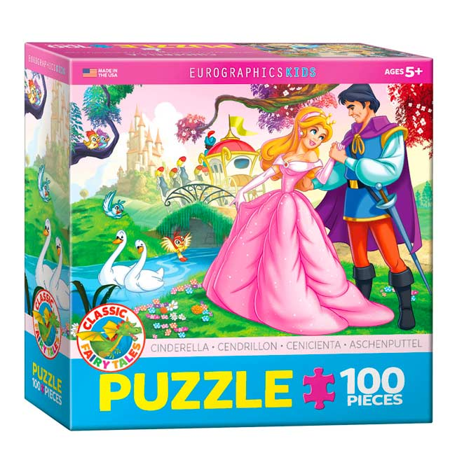 Cinderella - Puzzle 100 pieces