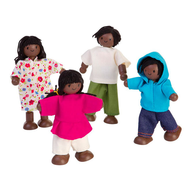 Doll Family - African American