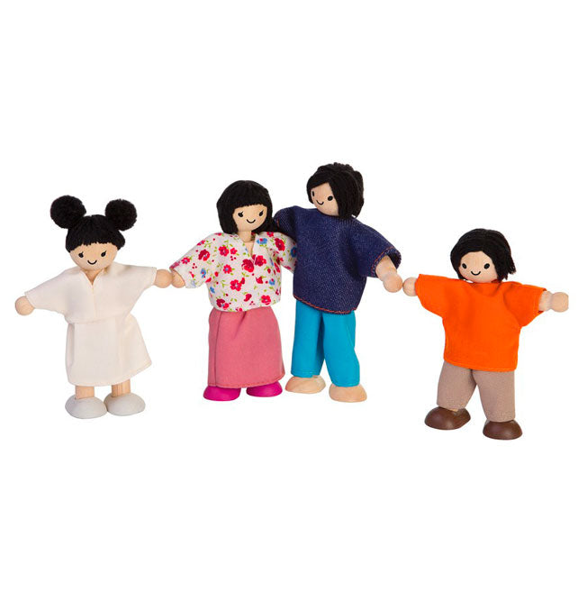 Doll Family - Asian
