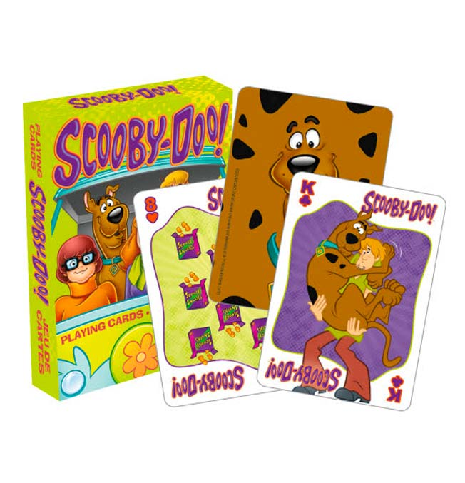 Scooby-Doo - Playing Cards
