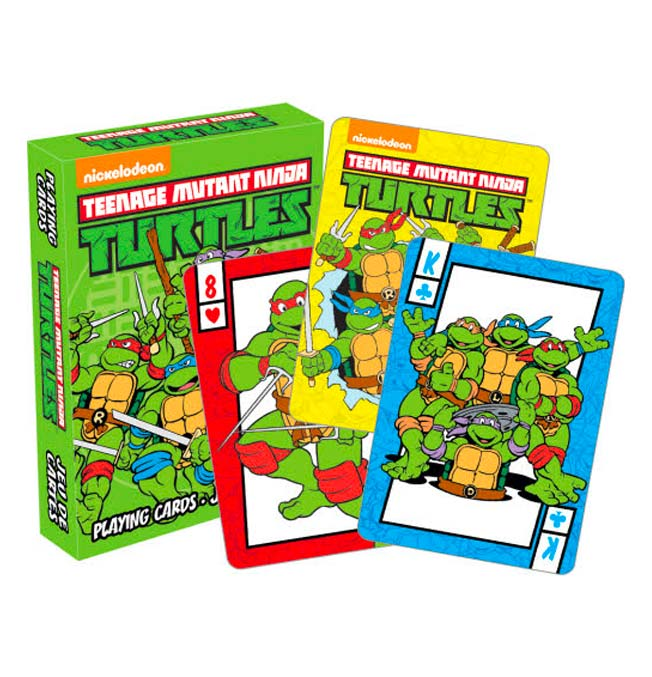 Ninja Turtle - Playing Cards