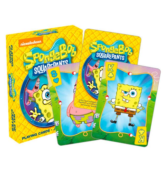 Sponge Bob - Playing Cards