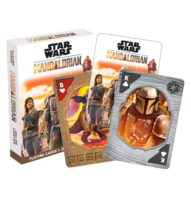 The Mandalorian - Playing Cards