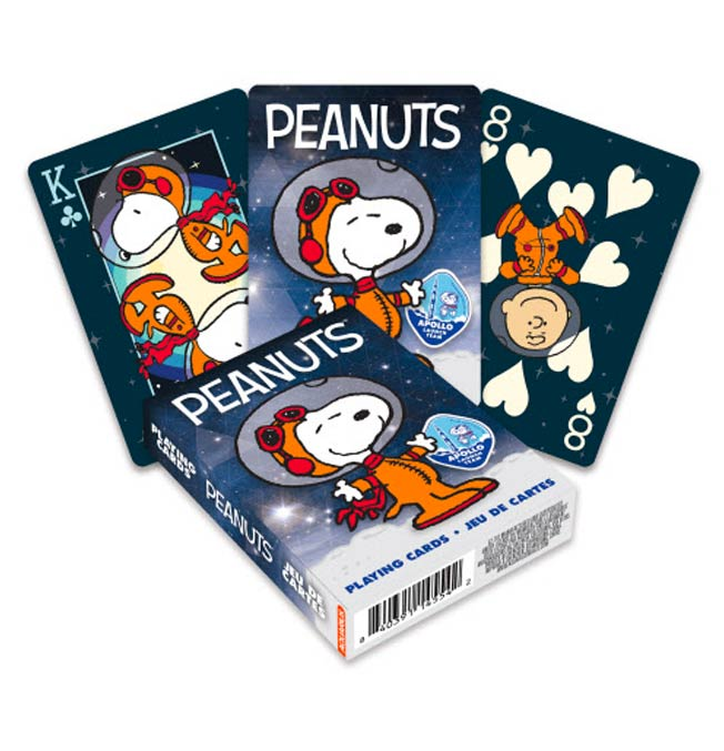 Snoopy in Space - Playing Cards
