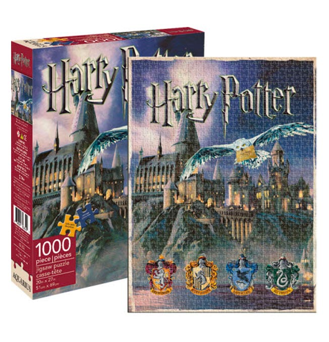 Harry Potter Hogwarts™  Puzzle 1000 pieces