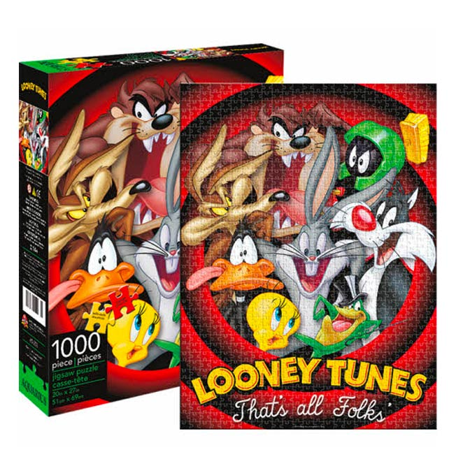 Looney Tunes Puzzle 1000 pieces