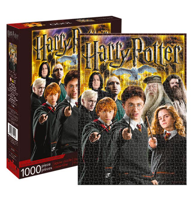 Harry Potter™ Collage Puzzle 1000 pieces