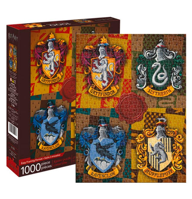 Harry Potter™ Emblem Puzzle 1000 pieces