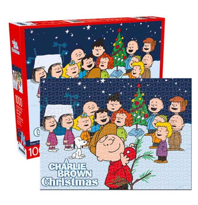 A Charlie Brown Christmas - Puzzle 1000 pieces