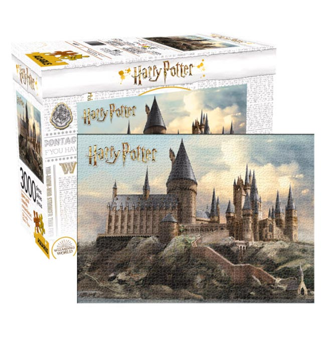 Harry Potter Hogwarts™ Puzzle 3000 pieces