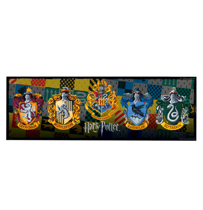 The Four Houses of Hogwarts™ Puzzle 1000 pieces