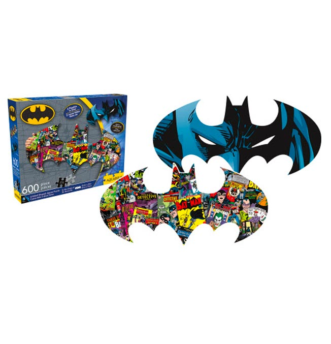 Batman Puzzle 600 pieces