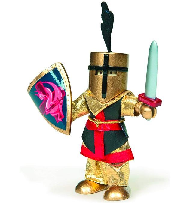 Sir Ingot the Golden Knight