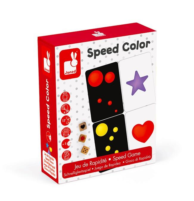 Speed Game - Speed Colour