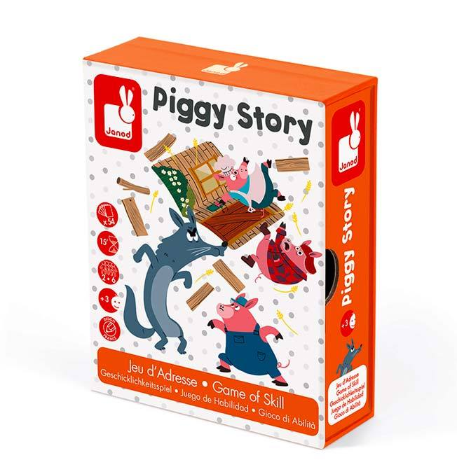 Game of Skills - Piggy Story