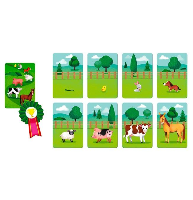 Farm Pursuit Strategy Game