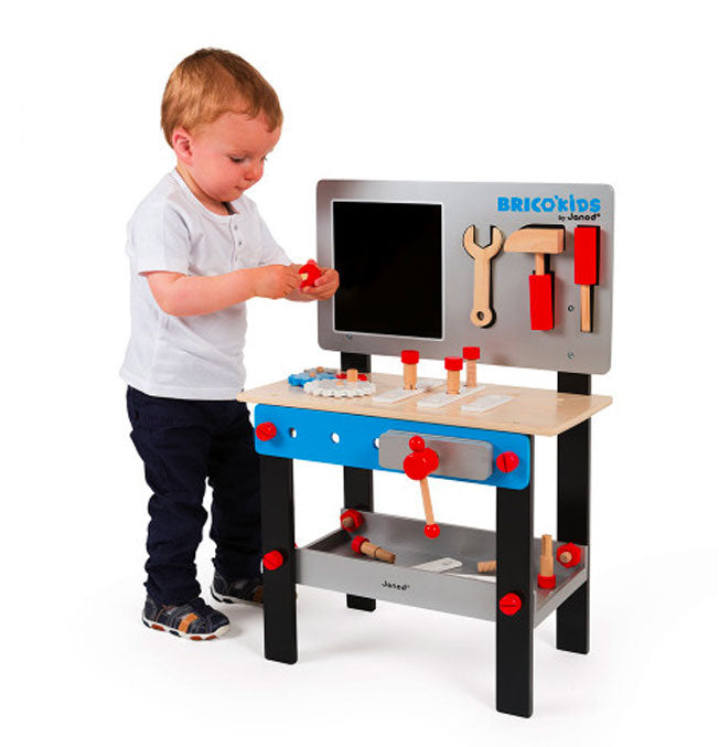 Brico'Kids Magnetic Workbench