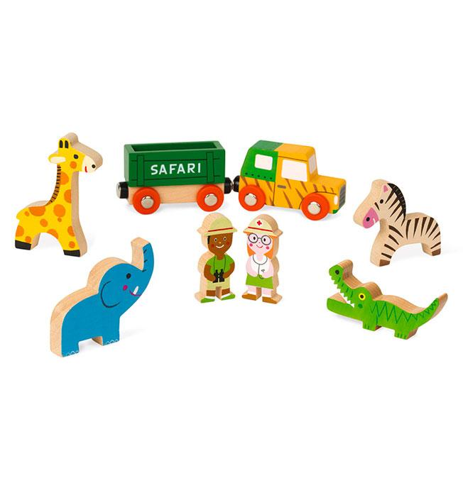 Story Box Safari