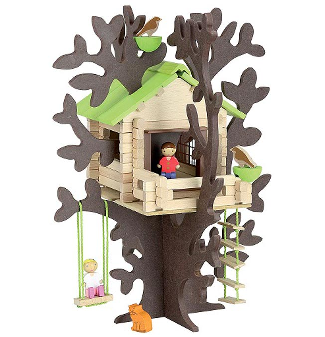 Treehouse 90 pcs