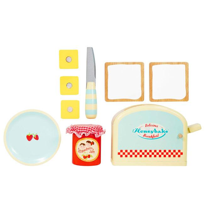 Toaster Breakfast Set