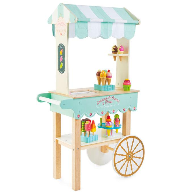 Ice Cream and Treats Trolley