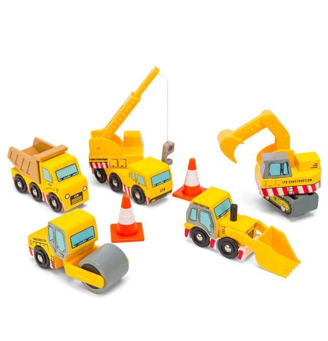 Construction Cars