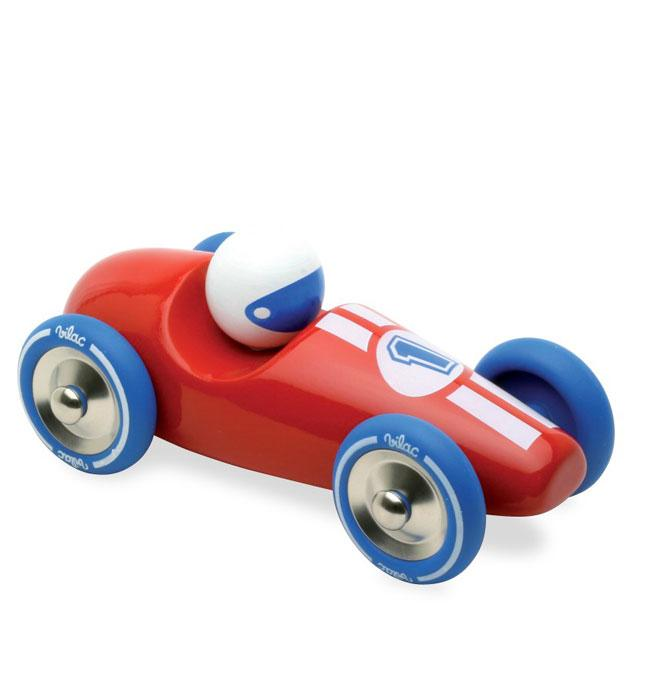 Race Car, Large Red