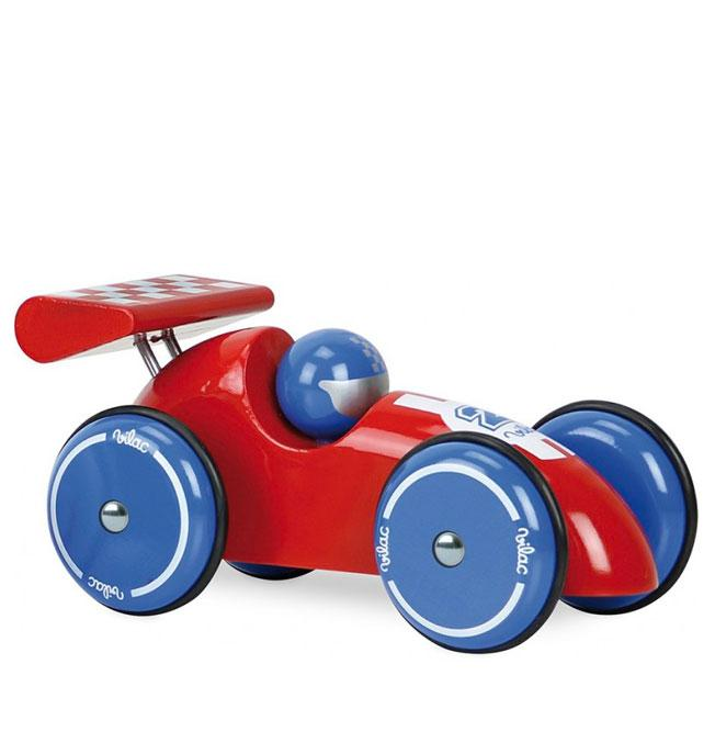 Racing Car, Extra Large Red-Blue
