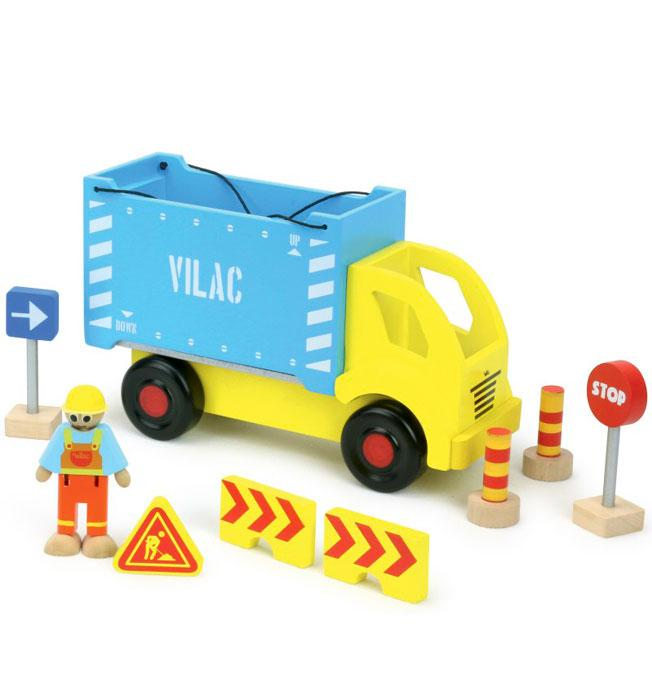 Container Truck and Accessories