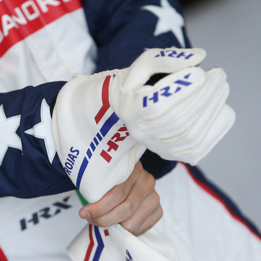FIA Approved Racing Gloves - HRX