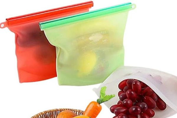 sac zip silicone alimentaire