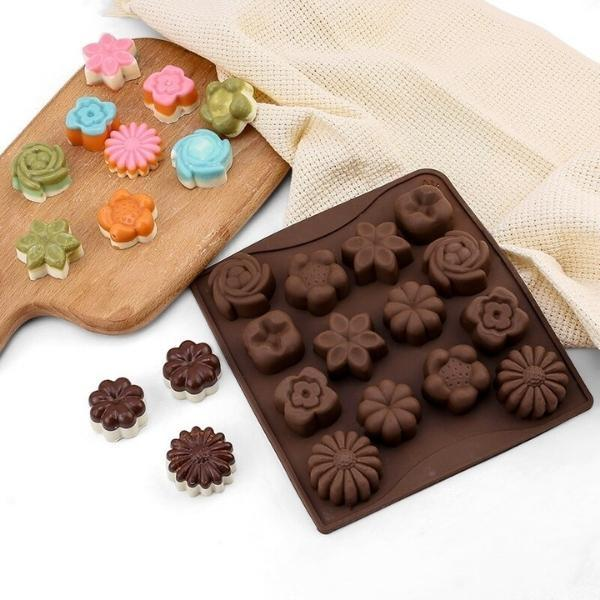 moule chocolat silicone