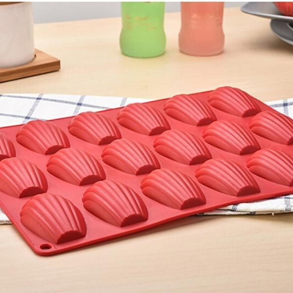 moule madeleine silicone