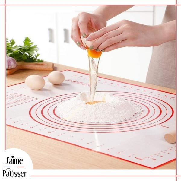 Tapis Silicone Patisserie 40x60cm - Sy-Lico™